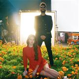 Lana Del Rey Lust For Life (feat. The Weeknd) Sheet Music and Printable PDF Score | SKU 124377