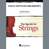 Larry Moore Foggy Mountain Breakdown - Violin 3 (Viola Treble Clef) Sheet Music and Printable PDF Score   SKU 327411