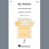 Laura Farnell My America (Choral Medley) Sheet Music and Printable PDF Score | SKU 289204