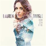Download or print Lauren Daigle O' Lord Digital Sheet Music Notes and Chords - Printable PDF Score