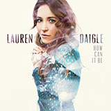 Download or print Lauren Daigle Trust In You Digital Sheet Music Notes and Chords - Printable PDF Score