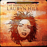 Lauryn Hill The Miseducation Of Lauryn Hill Sheet Music and Printable PDF Score | SKU 445275