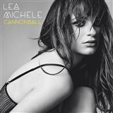Download or print Lea Michele Cannonball Digital Sheet Music Notes and Chords - Printable PDF Score
