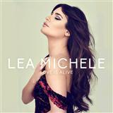 Lea Michele Love Is Alive Sheet Music and Printable PDF Score | SKU 180605