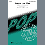 Bill Withers Lean On Me (arr. Mac Huff) Sheet Music and Printable PDF Score | SKU 492724