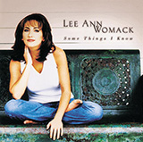 Download or print Lee Ann Womack A Little Past Little Rock Digital Sheet Music Notes and Chords - Printable PDF Score