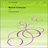 Lefever Bryce Canyon - Cymbal Sheet Music and Printable PDF Score | SKU 324033