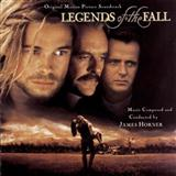 James Horner Legends Of The Fall Sheet Music and Printable PDF Score | SKU 67920