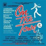 Download or print Leonard Bernstein Some Other Time (from On the Town) Digital Sheet Music Notes and Chords - Printable PDF Score