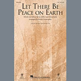 Jill Jackson & Sy Miller Let There Be Peace On Earth (arr. Keith Christopher) Sheet Music and Printable PDF Score | SKU 410469