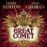 Josh Groban Letters (from Natasha, Pierre & The Great Comet of 1812) Sheet Music and Printable PDF Score | SKU 184124
