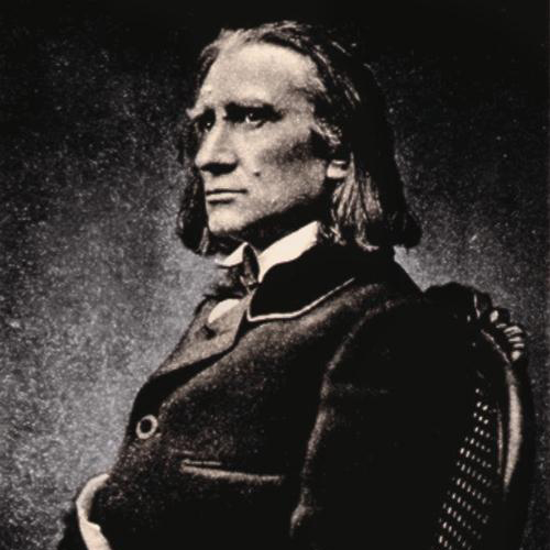 Franz Liszt image and pictorial