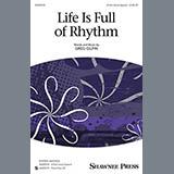 Greg Gilpin Life Is Full Of Rhythm Sheet Music and Printable PDF Score | SKU 154626