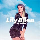 Download or print Lily Allen Air Balloon Digital Sheet Music Notes and Chords - Printable PDF Score