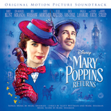 Download or print Lin-Manuel Miranda (Underneath The) Lovely London Sky (from Mary Poppins Returns) Digital Sheet Music Notes and Chords - Printable PDF Score