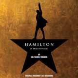 Lin-Manuel Miranda That Would Be Enough (from Hamilton) Sheet Music and Printable PDF Score   SKU 417188