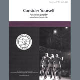 Lionel Bart Consider Yourself (from Oliver) (arr. Tom Gentry) Sheet Music and Printable PDF Score | SKU 407032