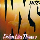INXS Listen Like Thieves Sheet Music and Printable PDF Score | SKU 32629