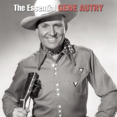 Gene Autry image and pictorial