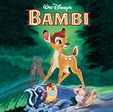 Frank Churchill Little April Shower (from Disney's Bambi) Sheet Music and Printable PDF Score   SKU 419233