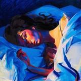 Lorde Sober II (Melodrama) Sheet Music and Printable PDF Score | SKU 187092