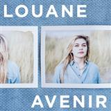 Download or print Louane Avenir Digital Sheet Music Notes and Chords - Printable PDF Score