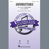 Louis Armstrong Unforgettable (arr. Mac Huff) Sheet Music and Printable PDF Score | SKU 176502