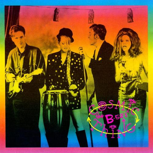 The B-52's image and pictorial