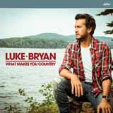 Download or print Luke Bryan Most People Are Good Digital Sheet Music Notes and Chords - Printable PDF Score