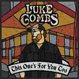 Luke Combs She Got The Best Of Me Sheet Music and Printable PDF Score | SKU 404890