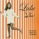 Lulu To Sir, With Love Sheet Music and Printable PDF Score | SKU 176196