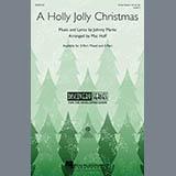 Mac Huff A Holly Jolly Christmas Sheet Music and Printable PDF Score   SKU 283973