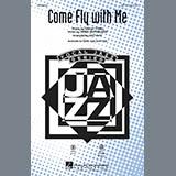 Mac Huff Come Fly With Me - Baritone Sax Sheet Music and Printable PDF Score | SKU 271642