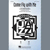 Mac Huff Come Fly With Me - Drums Sheet Music and Printable PDF Score | SKU 271645