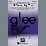 Glee Cast I'll Stand By You (arr. Mac Huff) Sheet Music and Printable PDF Score | SKU 153967