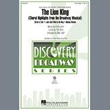 Mac Huff The Lion King (Broadway Musical Highlights) Sheet Music and Printable PDF Score   SKU 290944