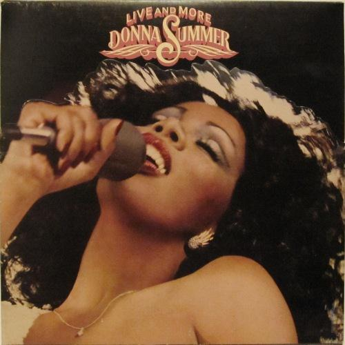 Donna Summer image and pictorial