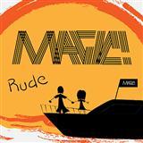 MAGIC! Rude Sheet Music and Printable PDF Score | SKU 119229