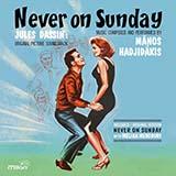 Manos Hadjidakis Never On Sunday Sheet Music and Printable PDF Score | SKU 104750