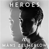 Mans Zelmerlow Heroes Sheet Music and Printable PDF Score | SKU 121303
