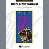Jay Bocook March Of The Olympians - Baritone B.C. Sheet Music and Printable PDF Score | SKU 286834