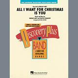 Mariah Carey All I Want for Christmas Is You (arr. Michael Brown) - Tuba Sheet Music and Printable PDF Score | SKU 349088