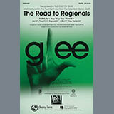 Mark Brymer The Road To Regionals (featured on Glee) - Synthesizer Sheet Music and Printable PDF Score | SKU 294694