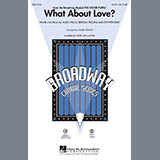 Mark Brymer What About Love? (from The Color Purple) - Synthesizer (opt.) Sheet Music and Printable PDF Score | SKU 270650