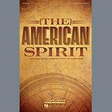 Mark Hayes The American Spirit - Violin 1 Sheet Music and Printable PDF Score | SKU 327527