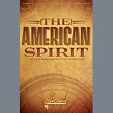 Mark Hayes The American Spirit - Violin 2 Sheet Music and Printable PDF Score | SKU 327528