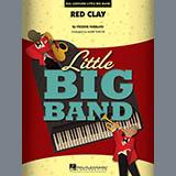 Mark Taylor Red Clay - Alto Sax Sheet Music and Printable PDF Score   SKU 280382