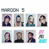 Maroon 5 Closure Sheet Music and Printable PDF Score | SKU 196162
