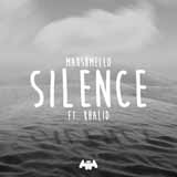 Download or print Marshmello Silence (feat. Khalid) Digital Sheet Music Notes and Chords - Printable PDF Score