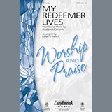 Download or print Marty Parks My Redeemer Lives Digital Sheet Music Notes and Chords - Printable PDF Score